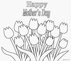 Small Picture Happy Mothers Day Coloring Page glumme
