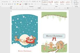 Word Templates Christmas Microsofts Best Free Diy Christmas Templates For 2019