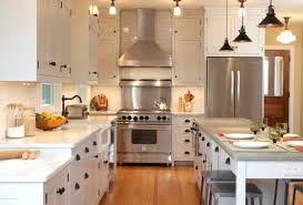 industrial style lighting for home. Awesome Industrial Style Lighting For Home View In Gallery An Eclectic Kitchen Featuring Modern Appliances S