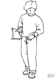 Boy Coloring Pages 54036 Octaviopazorg