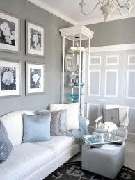 Light Blue Color Scheme Living Room Living Room White Futons White Pendant Lights Gray Sofa Gray Rug