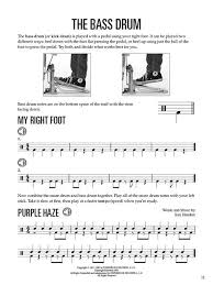 Beginners guide to play the drum rudiments! Drums For Kids Sheet Music For Drums
