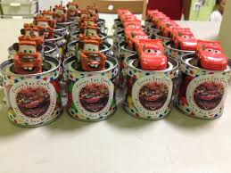 Disney Theme Decorations Disney Cars Party Favors Party Favors Pinterest Disney Cars