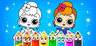 <b>Приложения</b> в Google Play – Раскраски куклы.