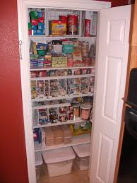 Kitchen Closet Pantry No Recipe We Make Starts With Open A Can Of However This Pantry