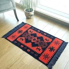 turkish area rug modern bohemian style runner pastel color room rugs canada