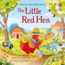 The Little Red Hen | Lesley Sims Book | Buy Now | at Mighty Ape NZ