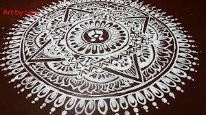 Border Alpana Design Jhoti Chita Art Floor Art Rangoli Art Easy Alpana Design