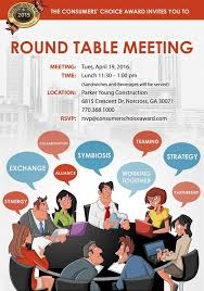 cca roundtable