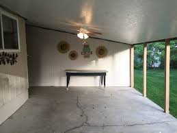 how to paint a concrete patio with tutorial tips