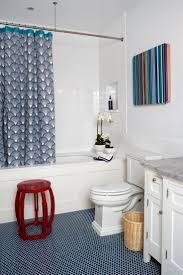 Blue Tiled Bathrooms 17 Best Ideas About Blue Penny Tile On Pinterest Bath Design