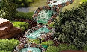 fountain garden. 10 DIY Water Fountain To Make Your Garden More Appealing
