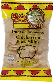 old fashioned pork rinds