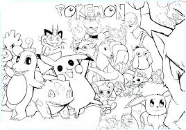 Coloring Pages Pokemon Characters Characters Coloring Pages Coloring