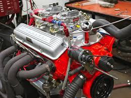 Small Block Chevy SBC Supercharger Blower Crankshaft Support ...