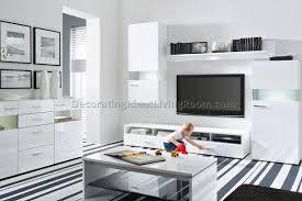 Living Room Furniture White Gloss High Gloss Black Living Room Furniture 8 Best Living Room