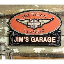Harley Davidson Signs Decor Car Garage Gas And Motorcycle Signs Available In Wood Metal And 70