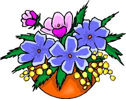 Risultati immagini per clipart free /flowers