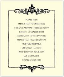Formal Invitation Wording For An Event Invitation