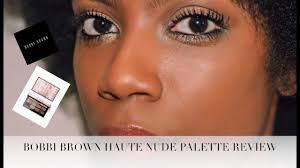 <b>BOBBI BROWN HAUTE NUDES</b> EYE SHADOW PALETTE REVIEW ...