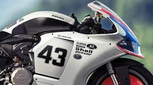2022 Ferrari FV1400 V4 Superbike First Details | Ducati V4 Design By Jakusa  Design - YouTube