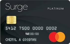 Maybe you would like to learn more about one of these? Surge Credit Card Reviews Apply Online