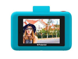 <b>Фотоаппарат Polaroid Snap</b> Touch <b>Blue</b> POLSTBL — купить в ...