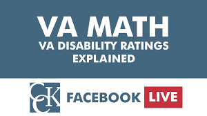 Va Disability Ratings What They Mean Va Math