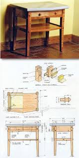woodworking project plans for beginners. stone-topped nightstand plans - furniture and projects woodwork, woodworking, woodworking tips, techniques project for beginners