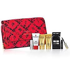 elizabeth arden 6 peice makeup gift set preen by thornton bregazzi makeup bag brand
