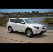 2013 Toyota RAV4 EV Test Drive and Review - Electric and Effective