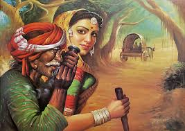 indian arts painting