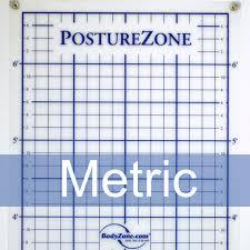 Posture Grid Wall Mount Metric