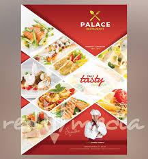 Restaurant Flyer / Magazine Ad | Redpencilmedia