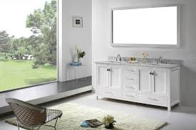 double sink bathroom vanity. virtu usa gd-50072-wmsq-wh transitional 72-inch double sink bathroom vanity