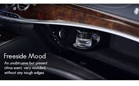 Well, riding this car while breathing purified fragranced air could be an exceeding experience. Amazon Com Boxiti Mercedes Interior Cabin Fragrance Freeside Interior Cabin Atomizer Fragrances For Mercedes C E Glc Gle Cls S Class Suitable For Cars Equipped Air Balance Package P21 Automotive