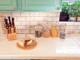 Small Picture Inspired Examples of Tiled Kitchen Countertops HGTV