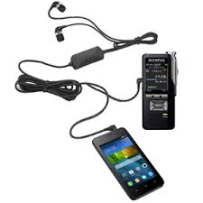 iPhone and Android <b>Telephone Recording Adapter</b>