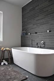 modern bathroom subway tile. Modern Bathroom Slate Subway Tile L