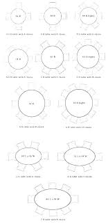 6 person round dining table size templates house trending newest round dining table for 6 size