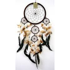 Dream Catchers Australia Simple Brown Native American Feathered DreamCatchers For Sale In Australia