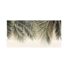 Декор <b>настенный Дель</b> маре пальмы ВС9ДМ001 <b>24</b>,<b>9х50</b> см ...