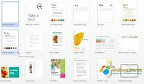 Office 2013 Word Templates 15 Differences Between Word Online And Office 365 2013 Word The