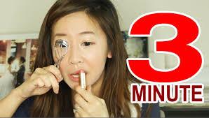 5 minute makeup challenge you mugeek vidalondon twenty 20