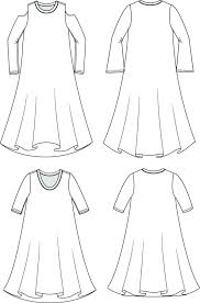 Swing Dress Pattern