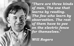 Will Rogers Quotes Best. QuotesGram via Relatably.com