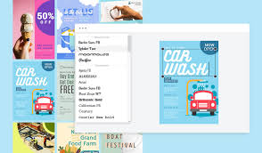 How To Make A Flyer Online Free How To Make A Flyer With Free Flyer Maker Online Fotor