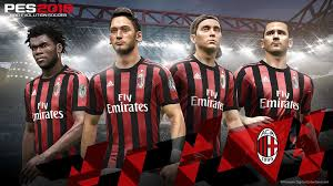 PES 2019 scores the addition of AC Milan in new partnership with Konami