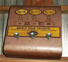 Vintage Perfume Vending Machine Fascinating How To Operate Vintage Perfume And Cologne Vending Machines