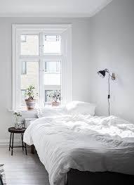 simple bedroom decoration. Plain Decoration Simple Bedroom Decor 3 Gorgeous White Living Space Via Coco Lapine  Design Intended Decoration I